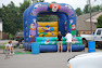 Bounce House for the children  @ National Night Out in West Seneca 2009
