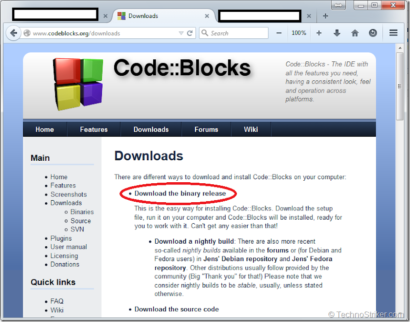 DownloadBinaryCodeBlocks