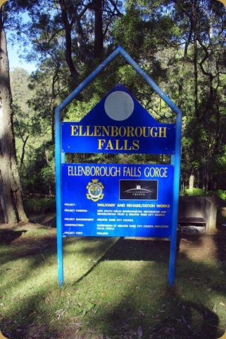 Ellenborough Falls, Elands, NSW