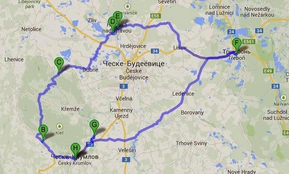 маршрут по югу Чехии.jpg