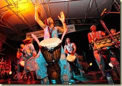 Ressort Forchheim B1 Motiv: AfrikaKulturtage in Forchheim  Kaiserpfalz Afrika; Festival; Kultur;Forchheim 02 07 10 - 04 07 10 Foto Roland Huber Datum.