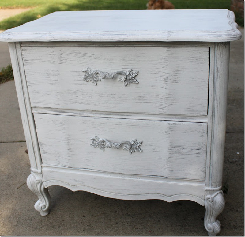 Painted Furniture 001