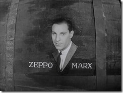 Monkey Business Zeppo Marx
