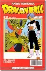P00169 - Dragon Ball Nº180 por Rod