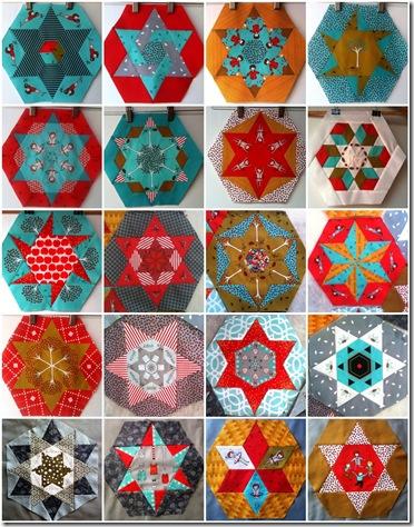 LA 20 blocks mosaic