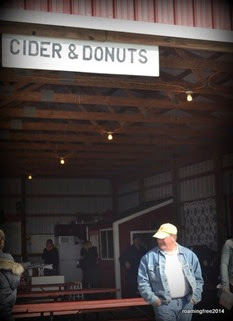 The Donut Barn . . . we'll be back here!