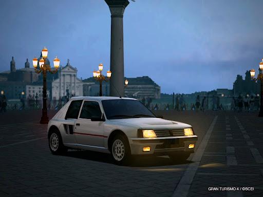 Peugeot 205 turbo 16