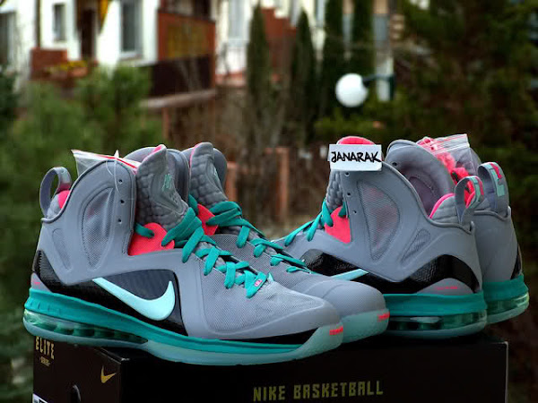 Nike LeBron 9 PS Elite 8220South Beach8221 New Images