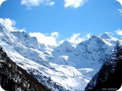 valle d'aosta alpi