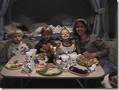 11.25.00 - Thanksgiving Dinner 2000