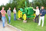 1926 John Deere traktorius
