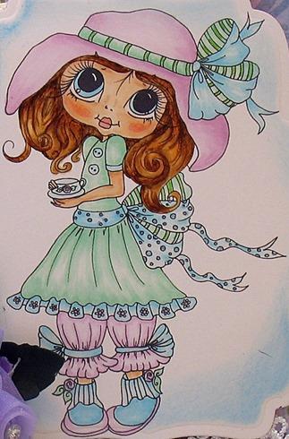 Cupcake and Tea 2013 c
