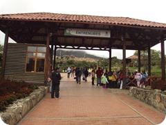 entrada Parque Entre Nubes