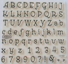 You Are My Happy Alphabet set