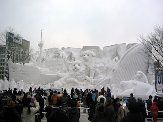 2007 - Japan - Sapporo