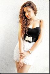 Actress Yuvika _  _sexy_pic