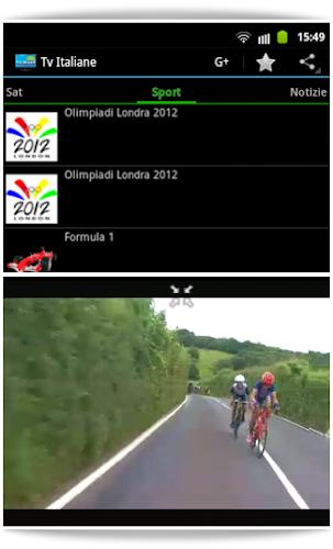 TVItaliane - Olimpiadi Londra 2012
