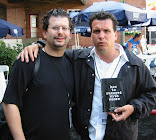 Ron Louis With Dickey Barrett Of The Mighty Mighty Bosstones