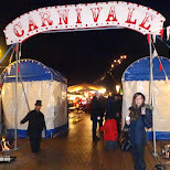 carnivale in The Hague in Den Haag, Zuid Holland, Netherlands
