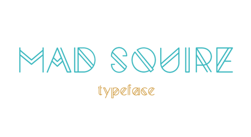 Mad-Squire-Typeface