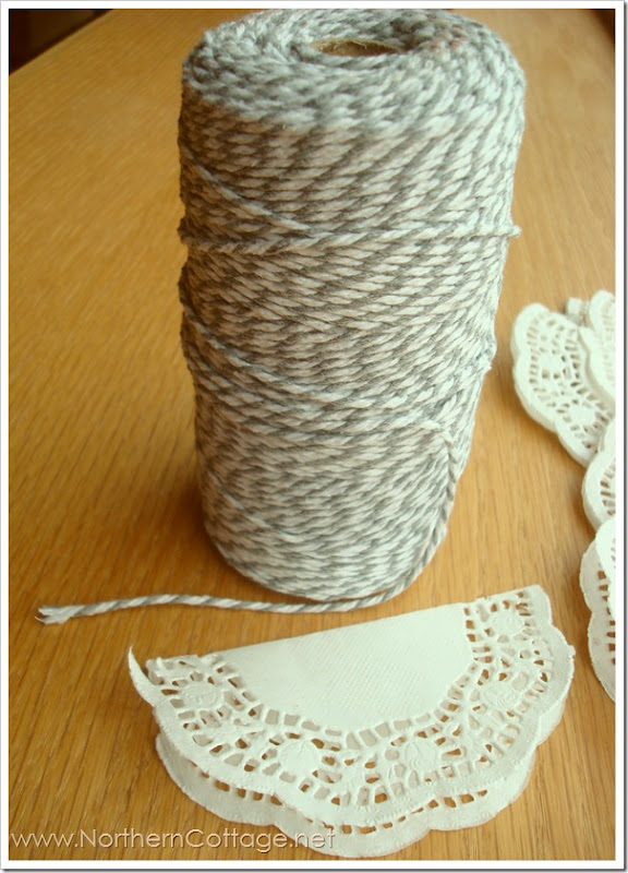 Doilies and twine@NorthernCottage.net