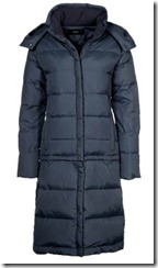 Kookai Convertible Down Coat-Jacket