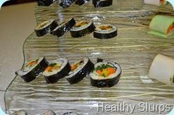 Is that Sushi or Gimbap?