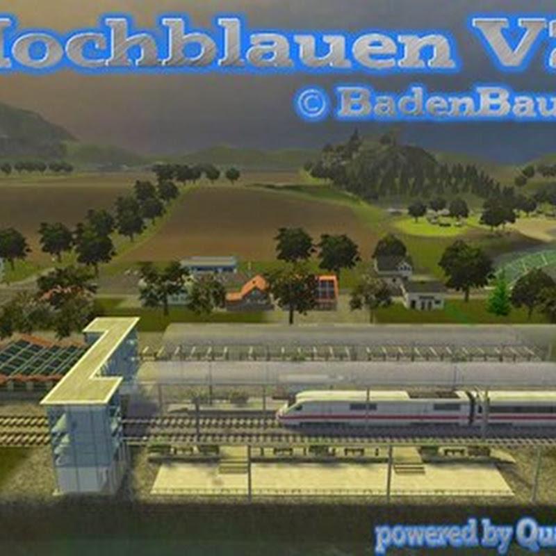 Farming simulator 2013 - Hochblauen v 2.0