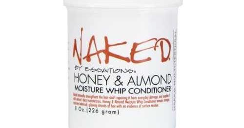 Essations Naked Honey & Almond Moisture Whip Shampoo 8oz