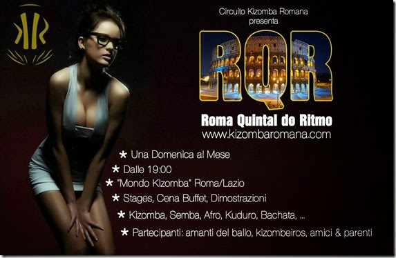 Roma Quintal do Ritmo