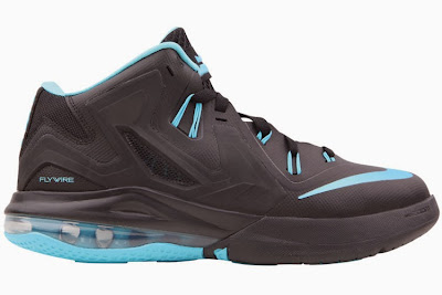 nike air max ambassador 6 gr gamma blue 1 02 615821 001 First Look at Nike Ambassador 6 Gamma Blue (615821 001)