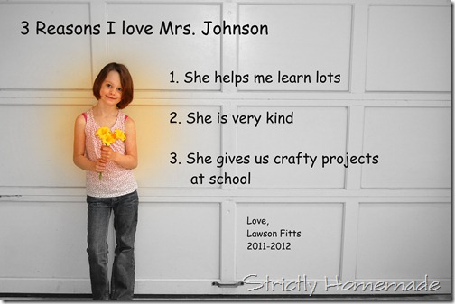 Mrs Johnson
