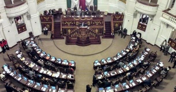 ALDF aprueba anteproyecto del presupuesto 2015