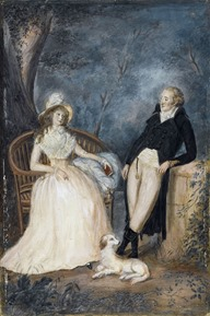 Goethe_and_Charlotte_von_Stein_in_conversation_watercolour_late_18th_century