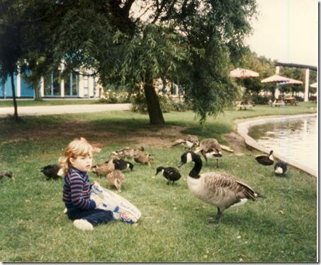 shanna butlins goose 1985