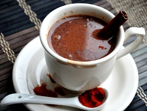 mayan hot chocolate 307