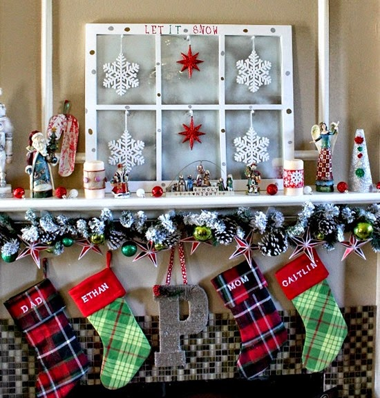 DIY-Let-It-Snow-Mantle