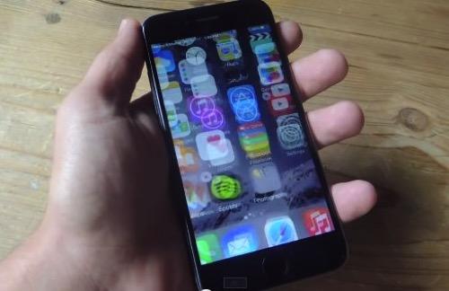 IPhone iOS8 でアプリを消す裏ワザ