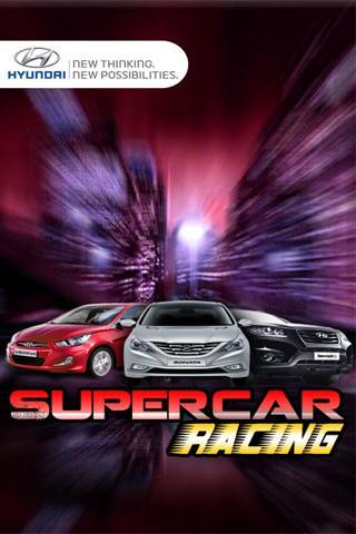 Hyundai Supercar Racing