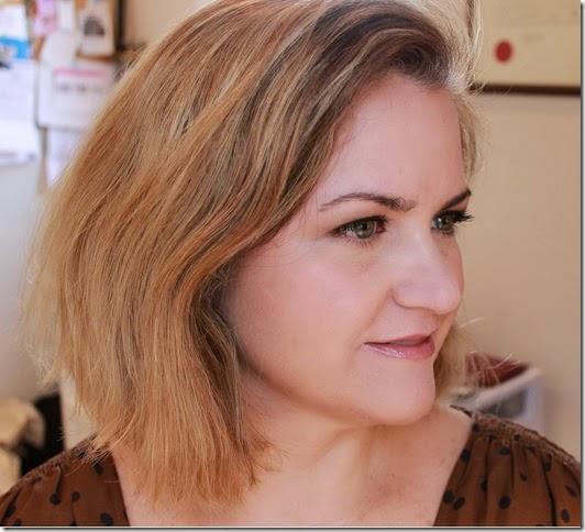 Hair after Clay Shampoo 2
