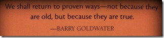 OldWays-Goldwater