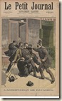 Arrestation de Ravachol