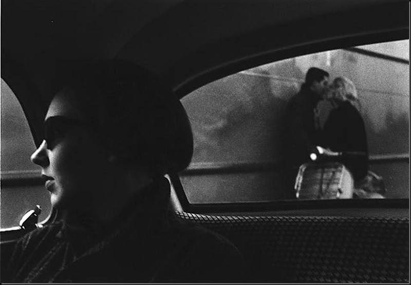 On a Dutch Ferry 1951
