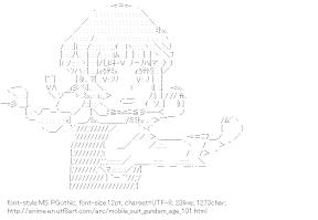 [AA]Yurin Leciel (Mobile Suit Gundam AGE)