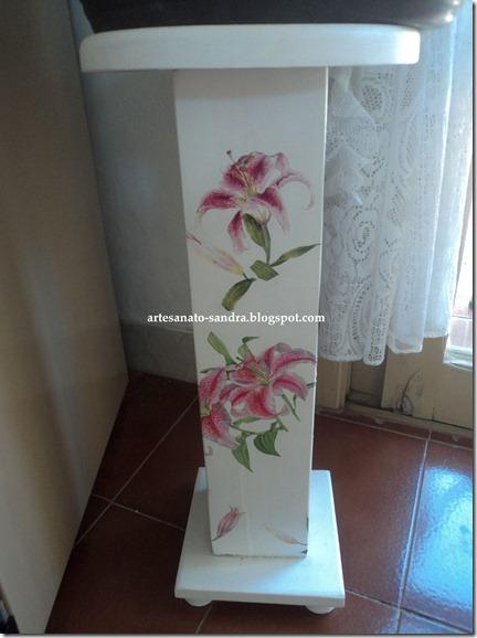 porta flor