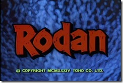 Rodan English Title