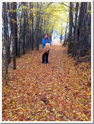 Melanie Trail Nov 2013