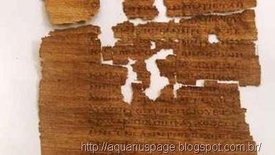 papiro judas não traiu jesus