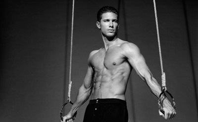 Adam Senn by Sergi Pons for Glamour Espaa, March 2012.  Styled by Ana Murillas.