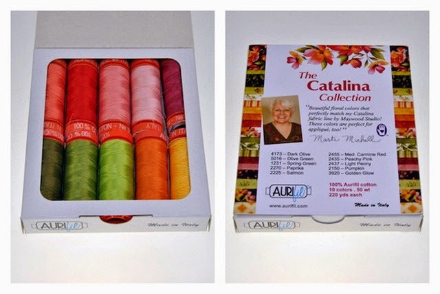 The Catalina Collection Aurifil